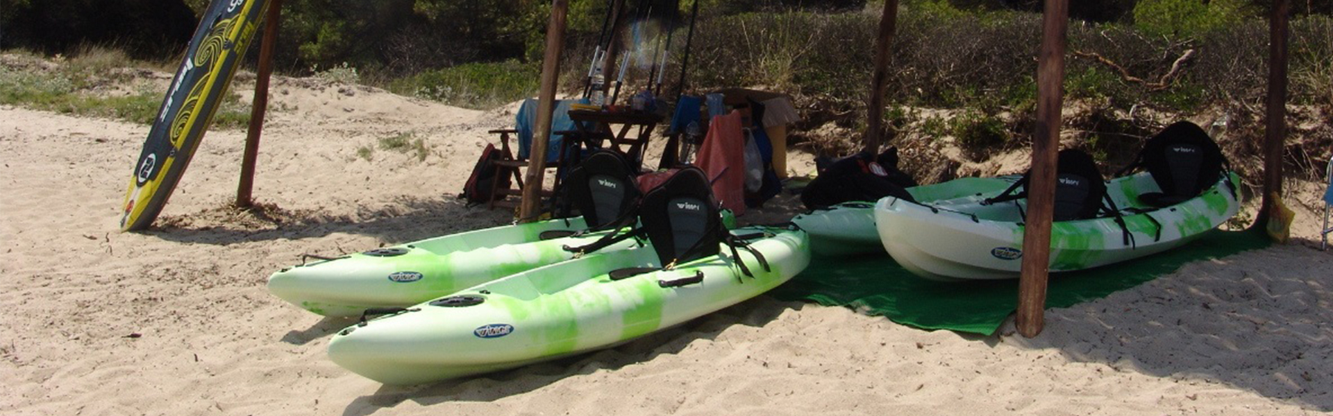 Kayak Sup Explorers - Tours Halkidiki 5
