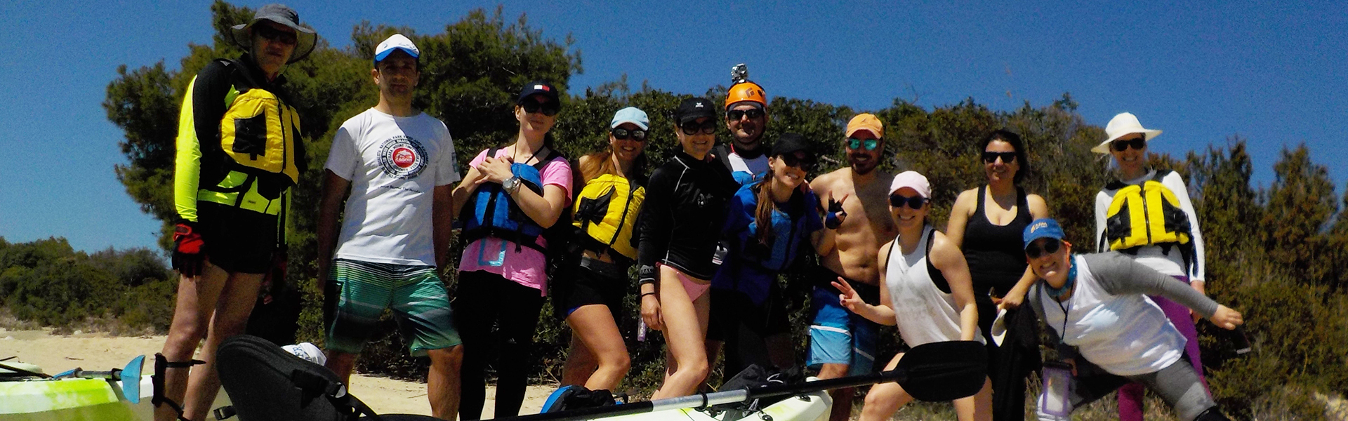 Kayak Sup Explorers - Tours Halkidiki 2