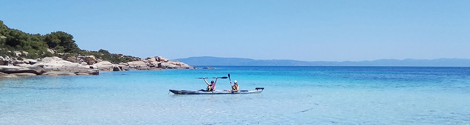 Full Day Kayak Tour - EXPLORERS -Tours Halkidiki