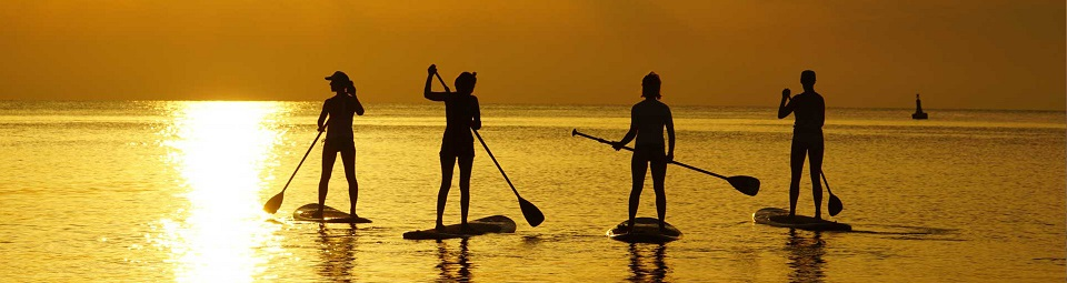 Short SUP tour - EXPLORERS - Tours Halkidiki