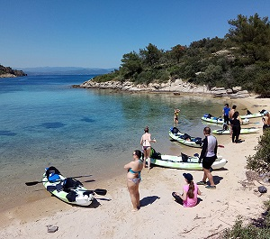 Kayak & Sup by Explorers - Tours Halkidiki 15