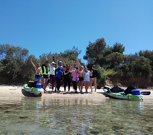 Kayak & Sup by Explorers - Tours Halkidiki 14