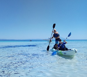 Kayak & Sup by Explorers - Tours Halkidiki 13