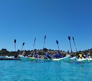 Kayak & Sup by Explorers - Tours Halkidiki 11