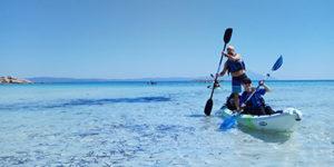 Kayak Rentals EXPLORERS Tours Halkidiki