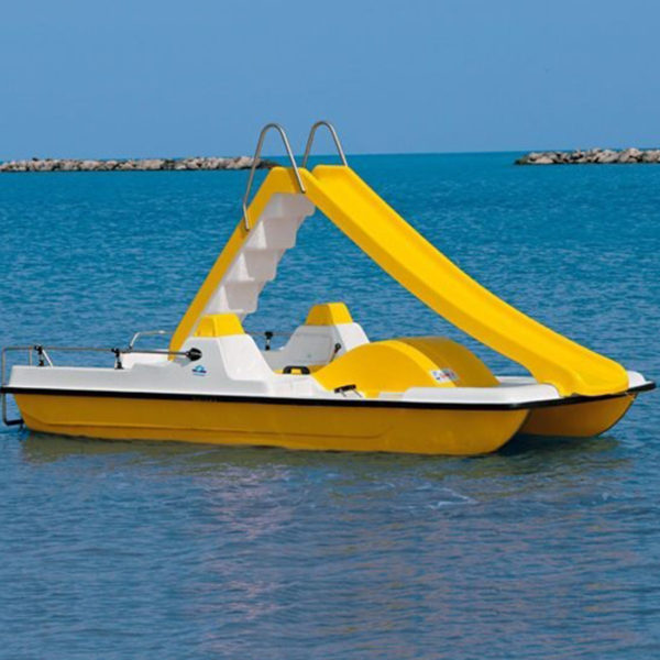 Pedal boats rentals by the hour - EXPLORERS Tours Halkidiki
