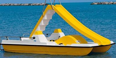 Pedal Boat Rentals EXPLORERS Tours Halkidiki