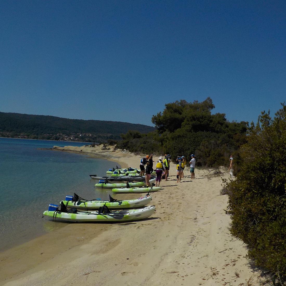 Small Kayak Tour - Explorers - Tours Halkidiki 5