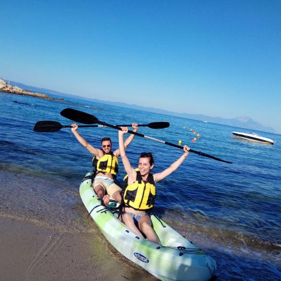Small Kayak Tour - Explorers - Tours Halkidiki 6