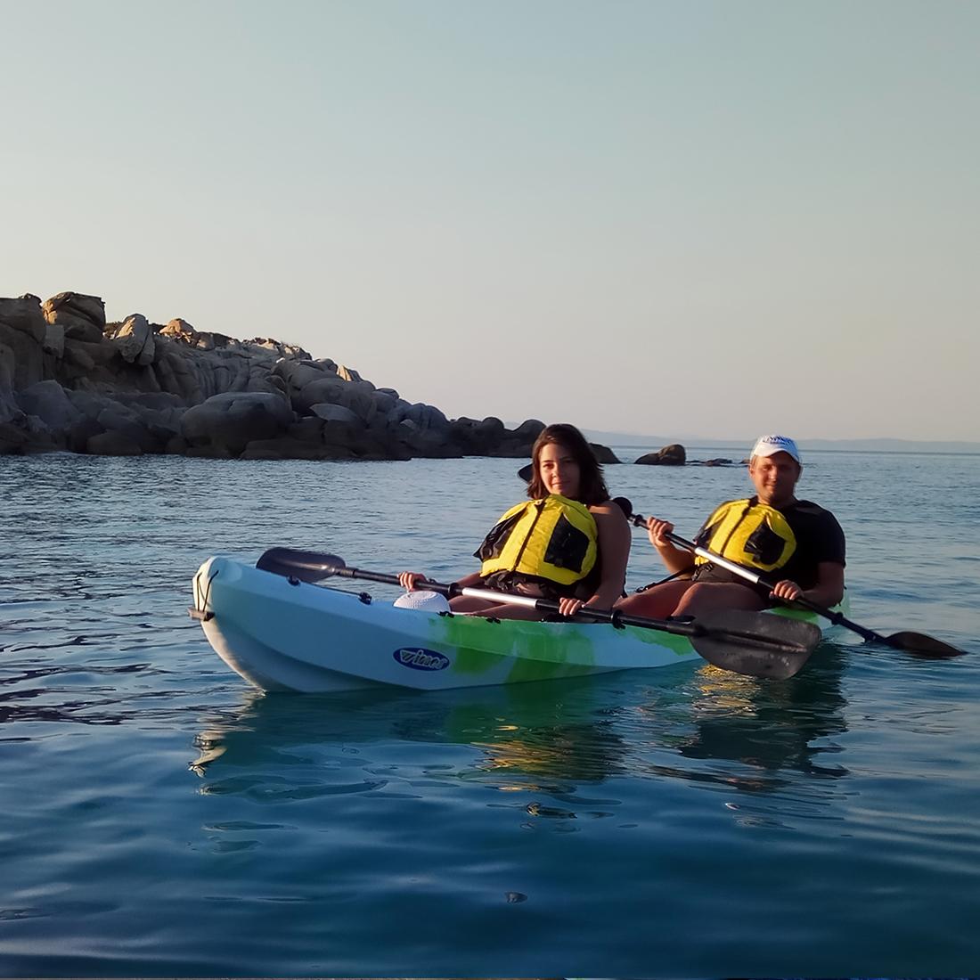 Small Kayak Tour - Explorers - Tours Halkidiki 7