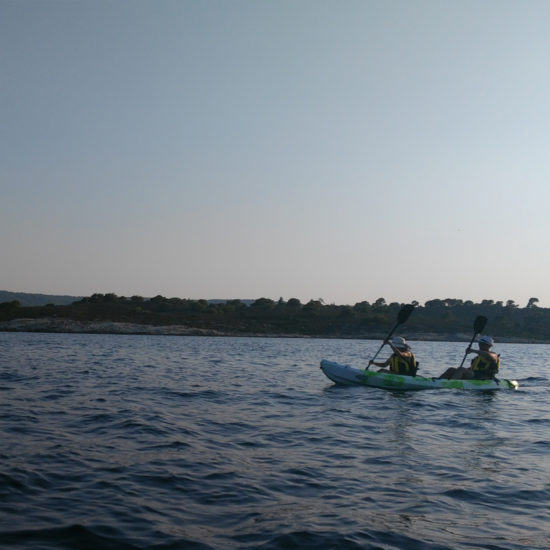 Small Kayak Tour - Explorers - Tours Halkidiki 8